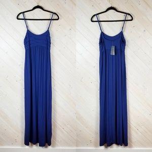 Donna Ricco | NWT Spaghetti Strap Maxi Dress